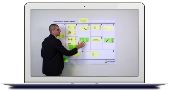 Business Model Canvas online training